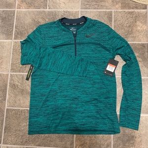 Nike Golf Dri-Fit Half Zip Pullover Jacket